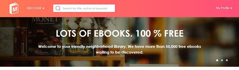 Descargar ePub Gratis - Manybooks