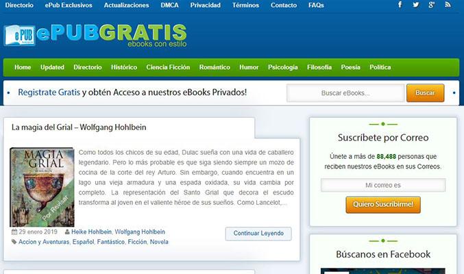 Descargar pdf gratis - epubgratis