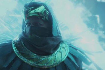 Destiny 2 Curse of Osiris Portada