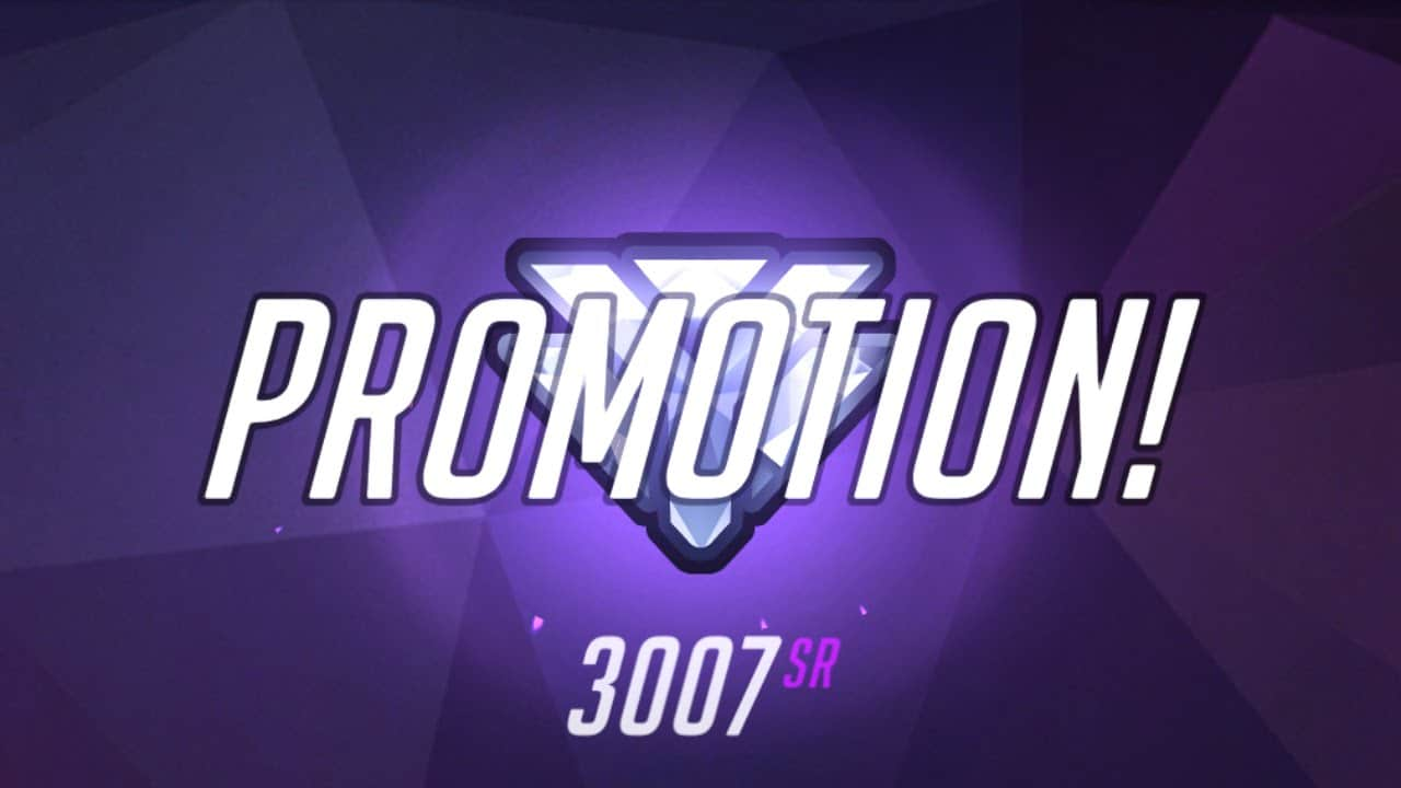 Diamond Overwatch 3000 sr