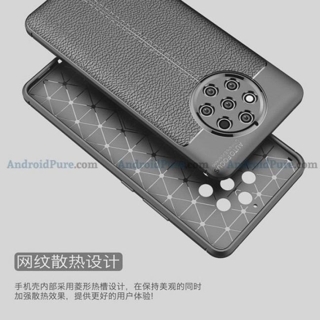 Diseño de Funda de Nokia 9 PureView