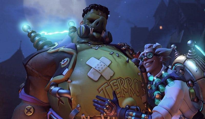 Dr Junk Halloween Terror 2017 Overwatch