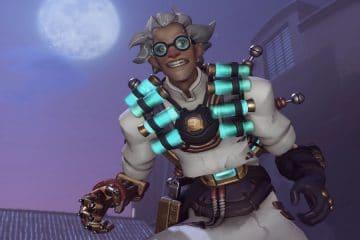 Dr Junkenstein Overwatch Halloween