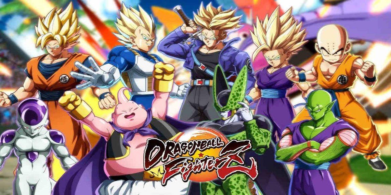 Dragon Ball FighterZ Switch Portada