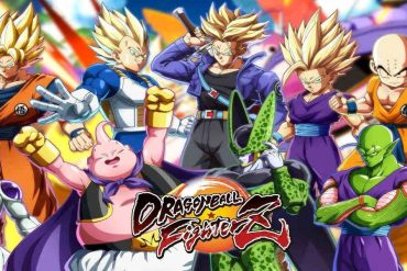 Dragon Ball FighterZ Switch Portada