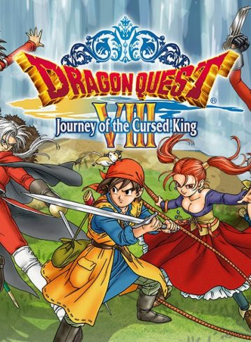 Dragon Quest 8 Review