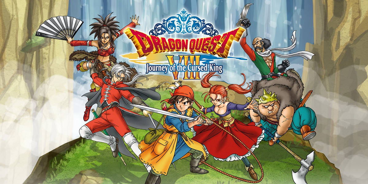 Dragon Quest 8 Review