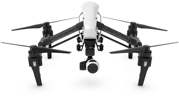 Dron profesional DJI Inspire 1