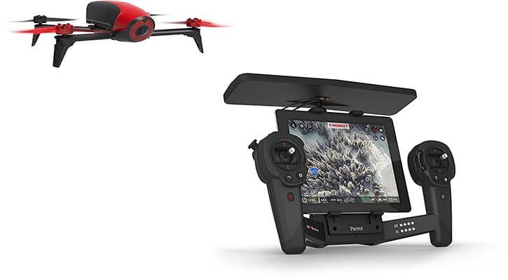 Dron profesional Parrot Bebop 2