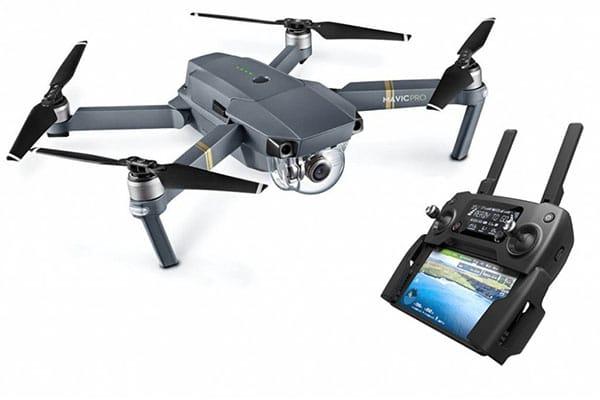 Drones profesionales DJI Mavic Pro