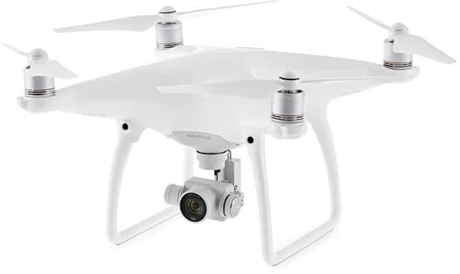 Drones profesionales DJI Phantom 4