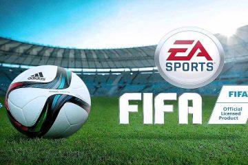 EA Sports FIFA Portada