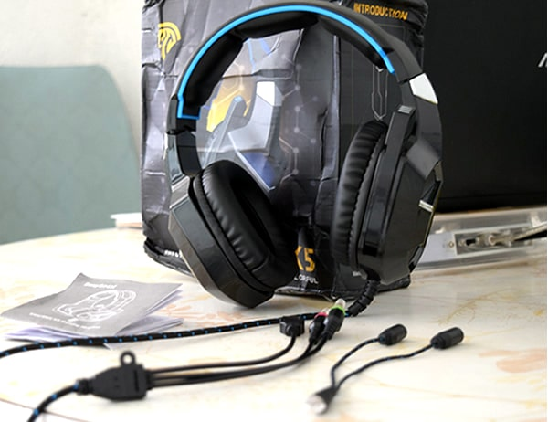 EasySMX-SMXK5-Gaming-Headset-unboxing