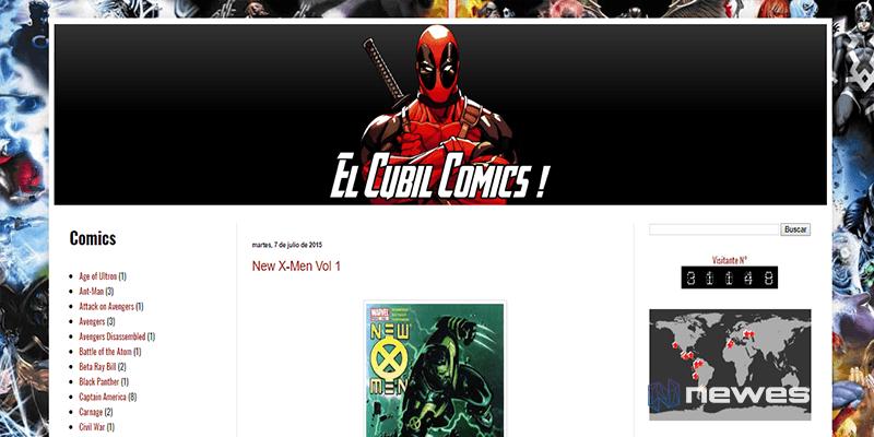 El Cubil Cómics- descargar cómics gratis