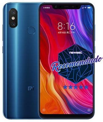 El Mejor móvil chino Xiaomi Mi 8