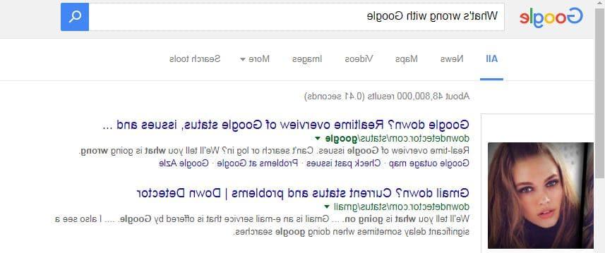 El espejo trucos ocultos de google