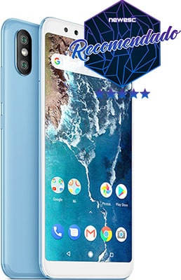 El mejor móvil chino Xiaomi Mi A2