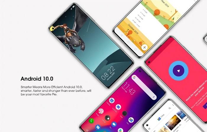 Elephone E10 Pro Android 10
