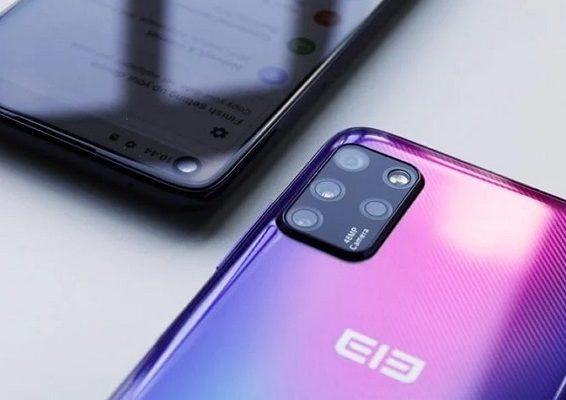 Elephone E10 Pro diseño