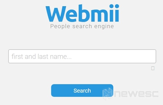 Encontrar a una persona Webmii