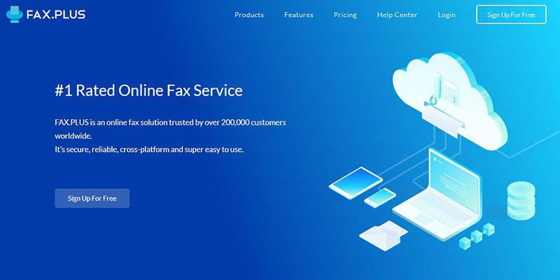 Enviar Fax GRatis - Fax Plus