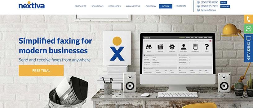 Enviar Fax Gratis Nextiva