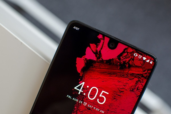 Essential Phone Pantalla y notch