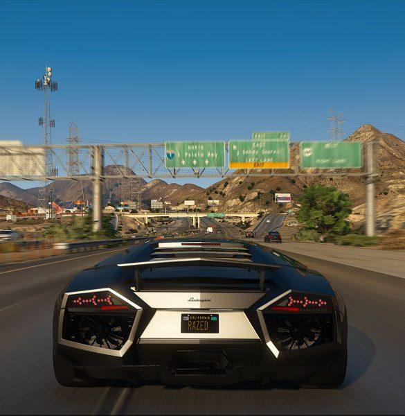 Este MOD gratuito de GTA V es estúpidamente realista