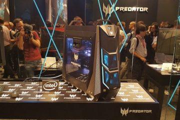 Exterior de Predator orion 9000