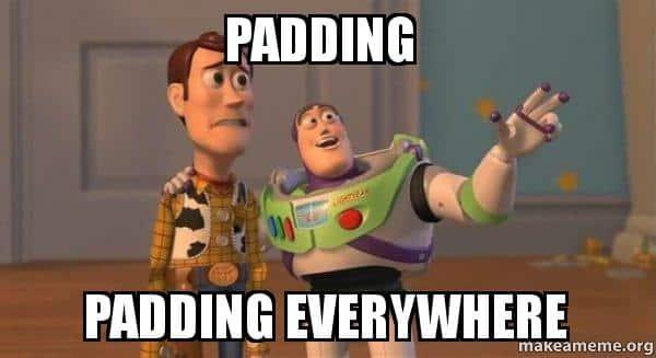 FF dissidia NT padding