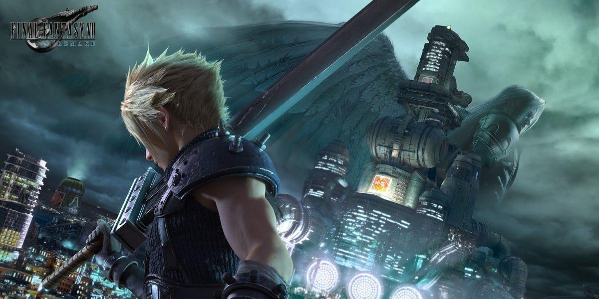 Final Fantasy VII Remake Wallpaper