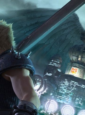 Final Fantasy VII Remake Wallpaper