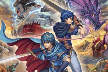 Fire-Emblem-Heroes Art