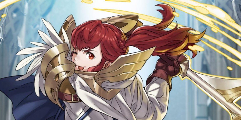 Fire emblems heroes comandante anna