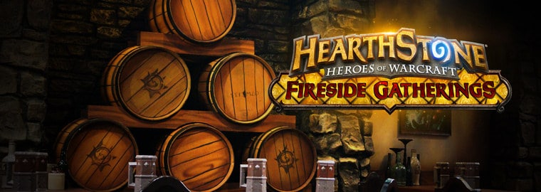 Fireside Gathering Hearthstone