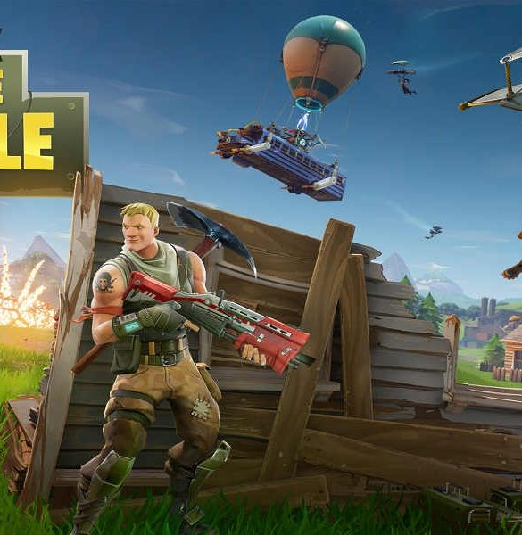 Fornite Battle Royale Portada
