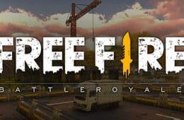 Free Fire Battleroyale Portada