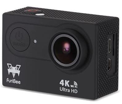 Furibee H9R 4K diseño
