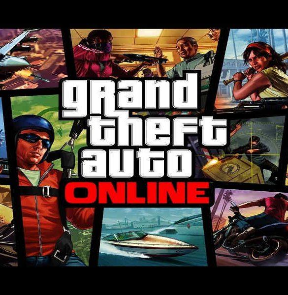 GTA Online Portada