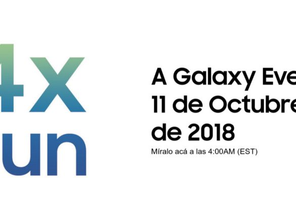 Galaxy evento 11 de octubre