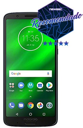 Gama Media Moto G6 Plus