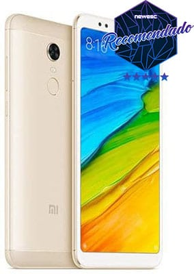 Gama Media Xiaomi-Redmi-5-Plus