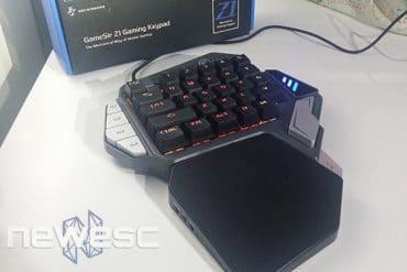 GameSir Z1 destacada