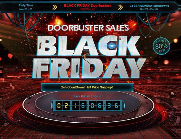 GearBest Black Friday 2017