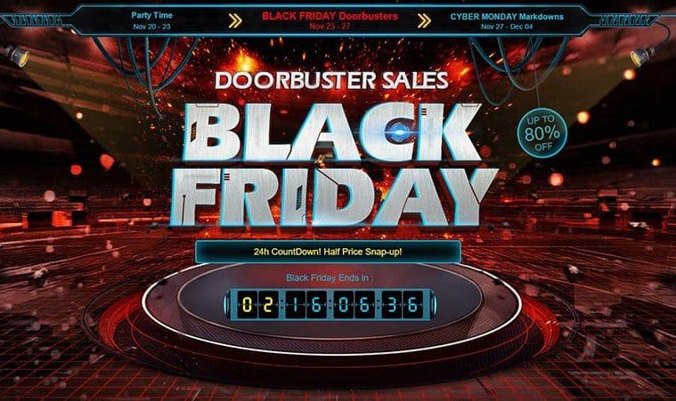 GearBest Black Friday 2017