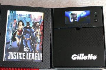 Gillette Liga de la Justicia NewEsc Portada