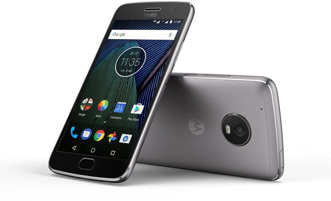 Gmaa media Moto G5 Plus