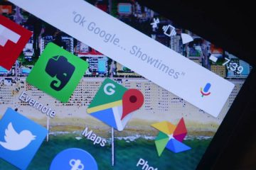 Google Apps Wallpaper