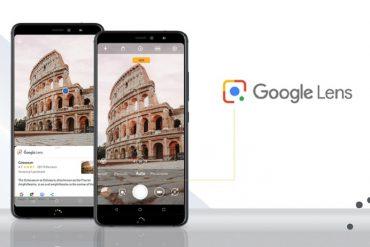 Google Lens en Aquaris X2 y X2 Pro