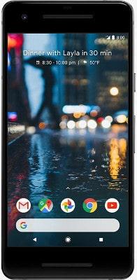 Google Pixel 2 móvil compacto